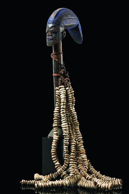 Yoruba Ogo Elegba (Eshu Staff), Nigeria http://www.imodara.com/post/89690493269/nigeria-yoruba-ogo-elegba-esu-staff