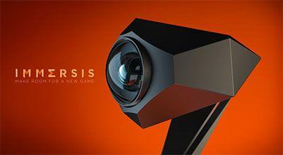 Immersis : Votre salon devient salle de réalité virtuelle - Le CES 2015 à Las Vegas vient de se terminer et Immersis est apparu comme l'un des produits les plus innovants, excitants et importants de ce salon. Nous venons juste de lancer notre Kickstarter.