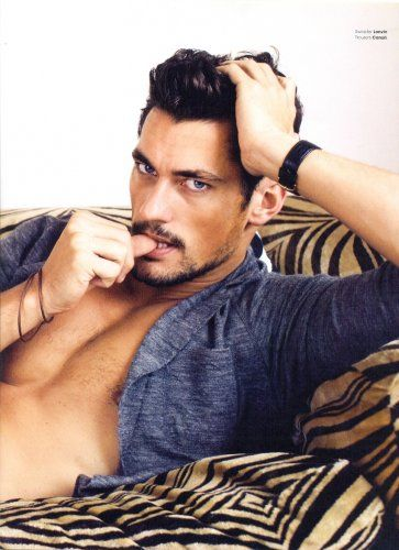 David Gandy, one of the main reasons I love to have pin people from other…