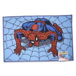 spider man rug