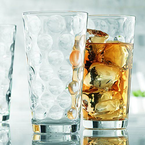 Eclipse High Ball Glass 17 oz set of 10