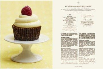 Rezept von Peggy Porschen: Zitronen-Himbeer-Cupcakes