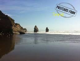 Image result for taranaki beach ironsand