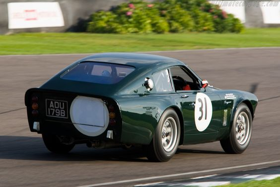 Sunbeam Tiger Lister Le Mans Coupe (Chassis B9499997 - 2008 Goodwood Revival) High Resolution Image