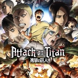 Attack On Titan 2 - Shingeki No Kyojin 2