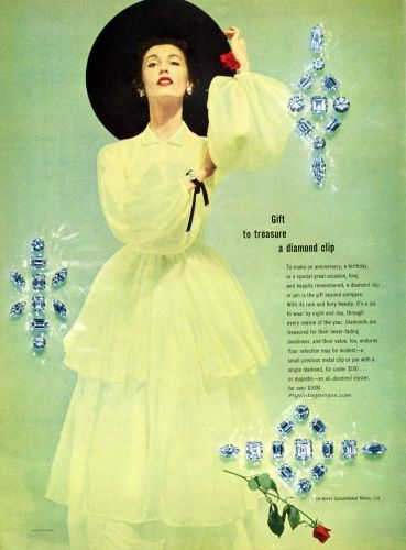 De Beers 1951 / Mary Jane Russell