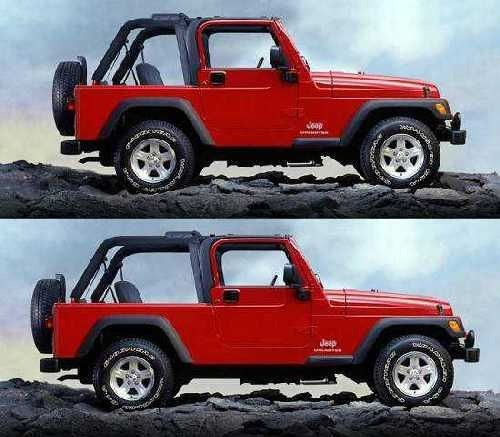 How To Identify Jeep Wranglers And Wrangler Editions Yj Vs Tj Vs