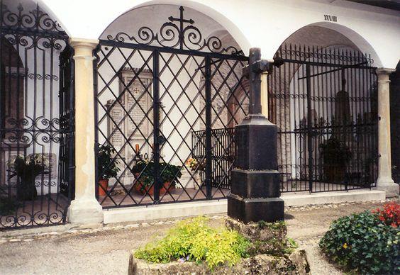 Image detail for -salzburg cemetery gates at mirabel gardens salzburg jenner by the