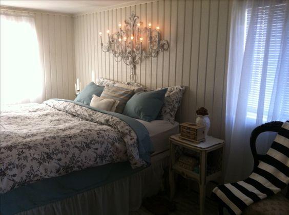 Beautiful Shabby chic Bedroom decor