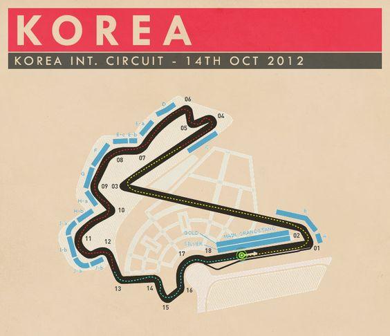 Korea International Circuit, Korea - #SMDriver #F1