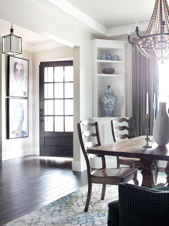 Pictures of the hgtv smart home 2016 dining room http for Dining room designs 2016