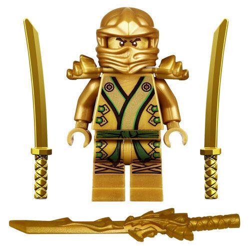 Neu Lego Ninjago Goldener Ninja Minifiguren 70503 Minifigur Figur Gold Lloyd Zx Ebay Ninjago Schultute Ninjago Ausmalbilder Lego Ninjago