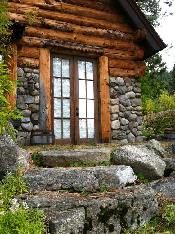 I Like The Wood Stones And Windows It 39 S Not