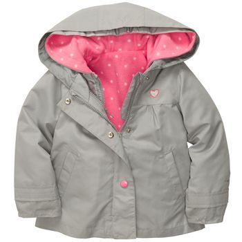 4-in-1 Lightweight Jacket Pretty versatile. Maybe I should get