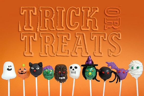 Spooky Sweets by Bakerella, via Flickr. I want to try the creepy crawly cake pops.