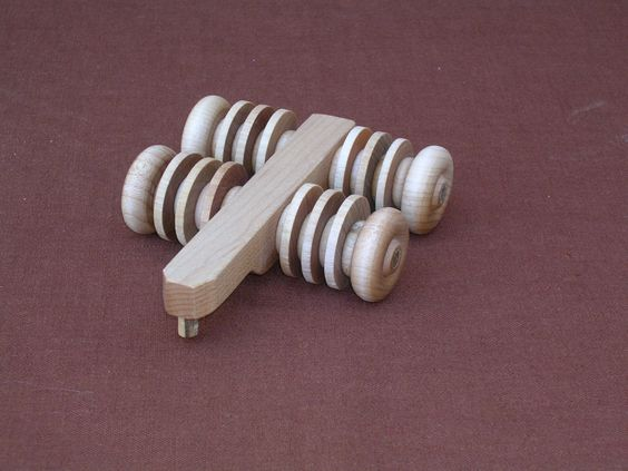 Handmade wooden tractor implement - Disc on craftshowcase.net for $4.55