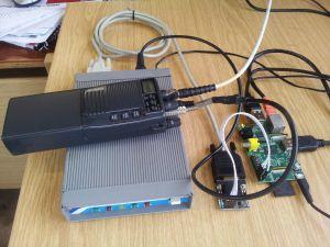 Raspberry Pi and Packet Radio TNC