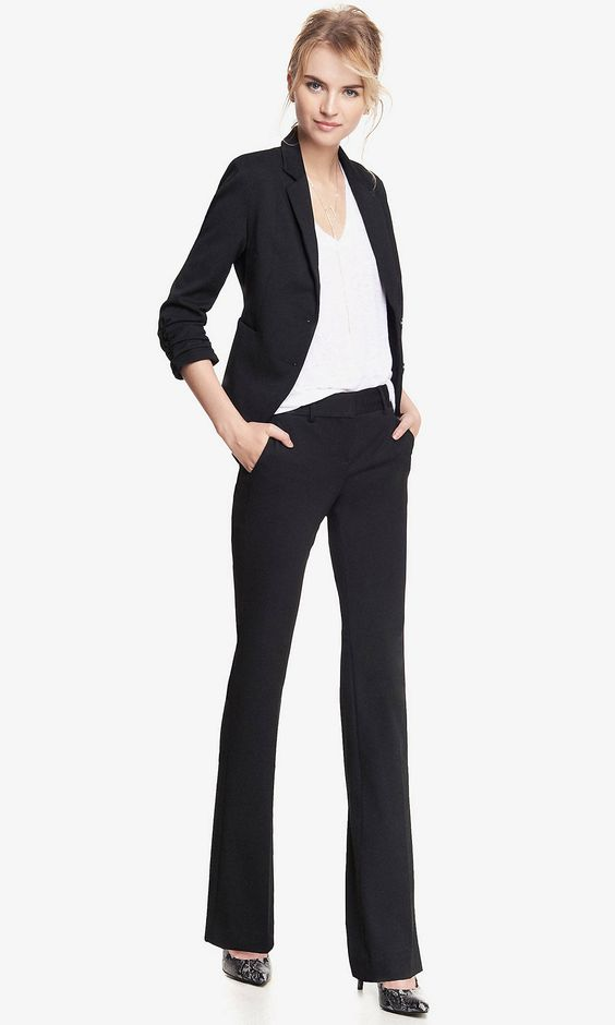 tall women dress pants  women pants  Pinterest  Women&39s dress ...