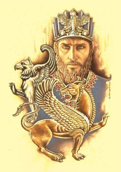 Image result for cyrus the great