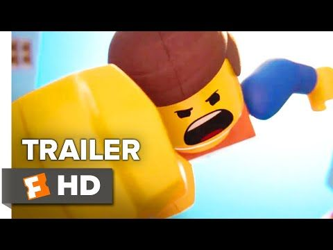 The Lego Movie 2 The Second Part Trailer 1 2019 Lego Movie Lego Movie 2 Movieclips Trailers