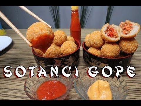 Sotanci Gope Viral Di Cina Youtube Ide Makanan Makanan Cemilan
