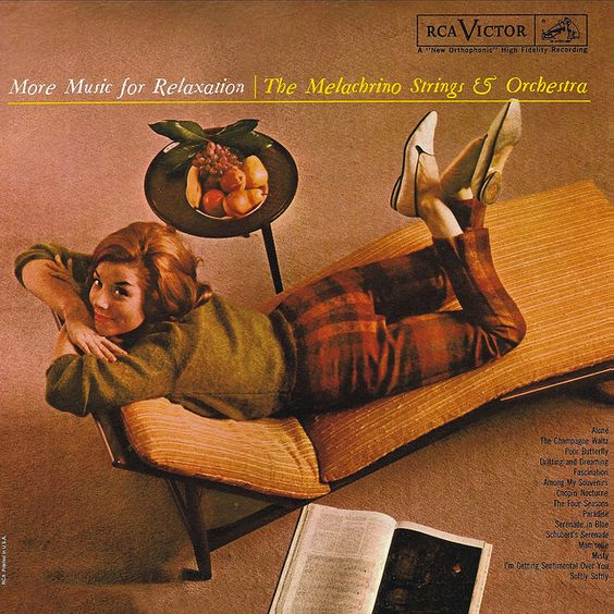 The Melachrino Strings and Orchestra - More Music for Relaxation (1961)