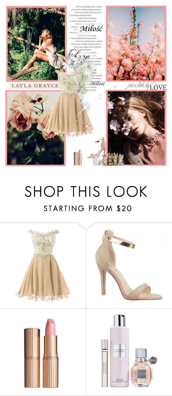 """Inspire You"" by vale24 ❤ liked on Polyvore featuring Charlotte Tilbury and Viktor & Rolf"