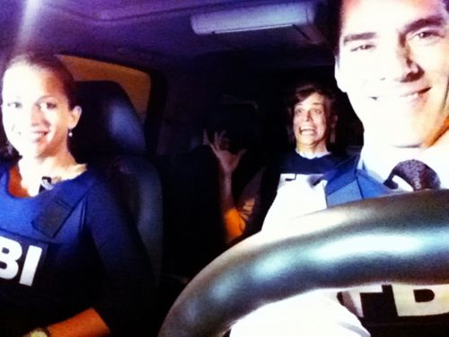 a nice, completely normal picture....and then Matthew <3