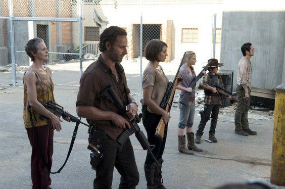 ricks 3 questions on walking dead | The Walking Dead -