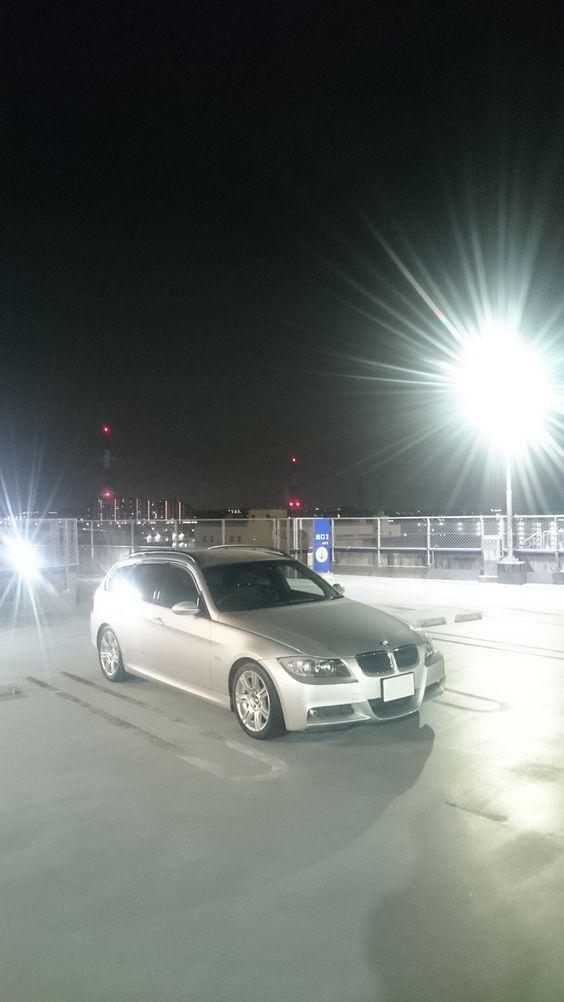 La mio E91 è brillante