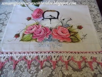 Sônia Regina Pintura em Tecidos e Artesanatos