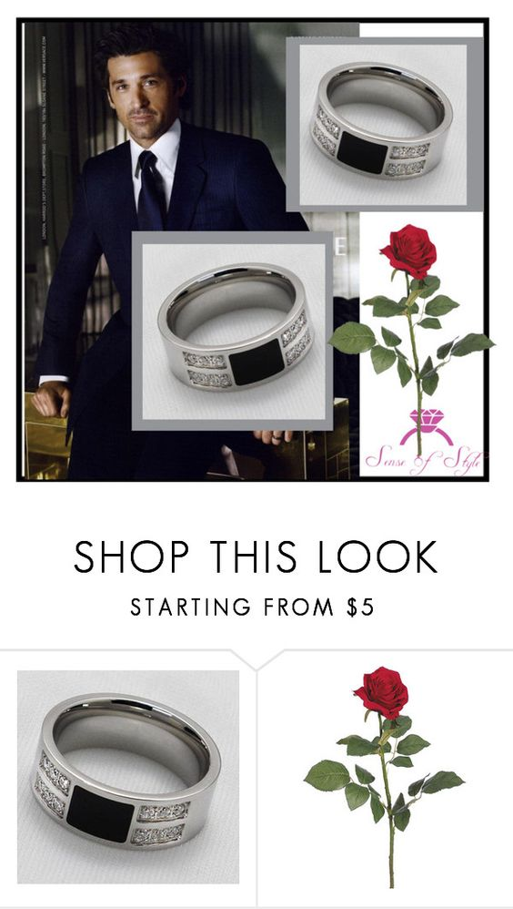 """SenseofStyle 49"" by lejla150 ❤ liked on Polyvore featuring Versace, men's fashion and menswear"