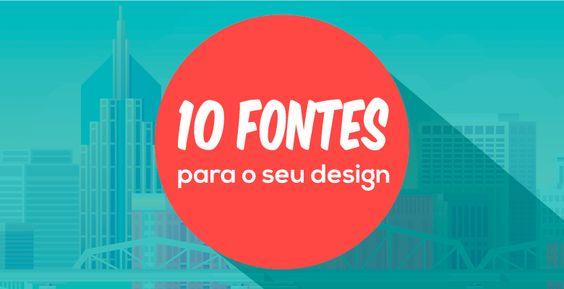 10 fontes