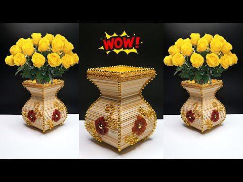Ide Kreatif Vas Bunga Dari Botol Bekas