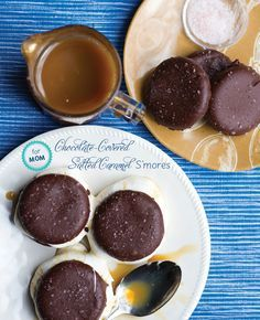 recipes, styling, photography, by the amazing Beka Watts Gourmet S'mores Recipes - Susquehanna Style