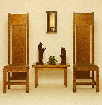 Frank Lloyd Wright Wright Furniture Plans Furniture Plans Cnc Furniture Plans
