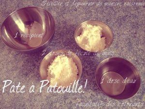 DIY Fabriquons... de la pâte à patouille !!! (ou sable mouvant ou oobleck)