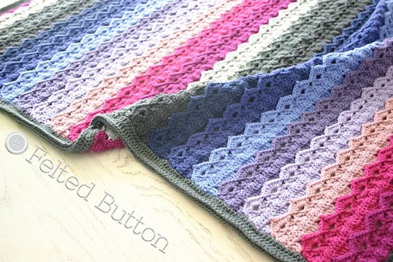 Blanket crochet, Royal icing and Crochet patterns on Pinterest