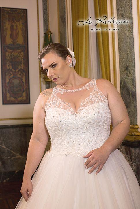 Vestido De Noiva Plus Size 24 In 2019 Wedding Dresses