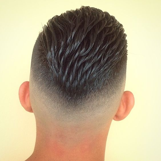 Men's Hair, Haircuts, Fade Haircuts, short, medium, long, buzzed, side ...