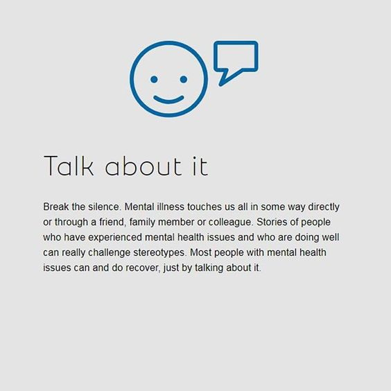 Help end the stigma around mental illness.  It's easier than you think! Here's a tip from #BellLetsTalk. #endstigma