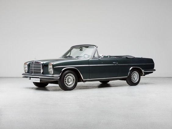 1972 Mercedes-Benz /8 Cabriolet