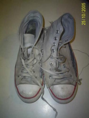 Mis primeras Converse ♥