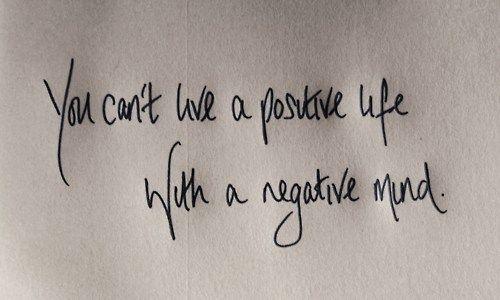 positivity rules.