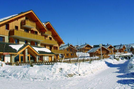 Résidence Les Chalets Goélia La Toussuire, promo séjour ski pas cher, Location Ski La Toussuire SkiHorizon prix promo Ski Horizon à partir de 240,00 €