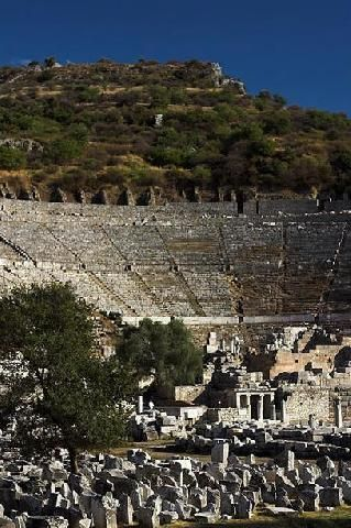 Turkey Photo Gallery, Ephesus (Efes)