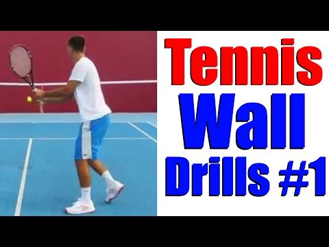 10 Awesome Tennis Drills For Beginners And Kids Diagrams Included In 2020 Tennis Drills Tennis Workout Tennis