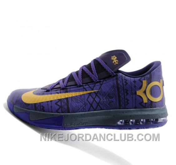 various colors 1a6a0 7915a Buy Authentic Nike KD 4 Wanda Pratt Kevin Durant Cheap sale ...