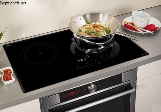 Những sai lầm khi sử dụng khiến bếp từ Chefs nhanh hỏng