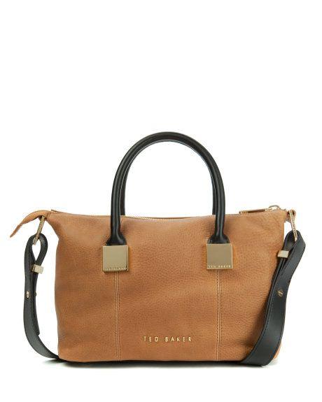 tan handbags tote